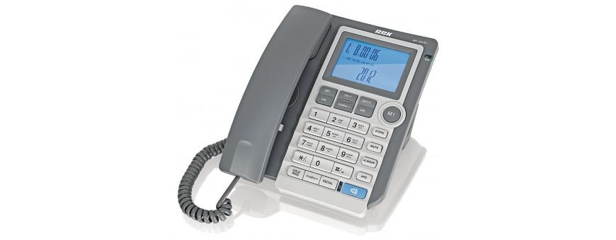 Купить стационарный проводной телефон в Калининграде, низкие цены, гарантия